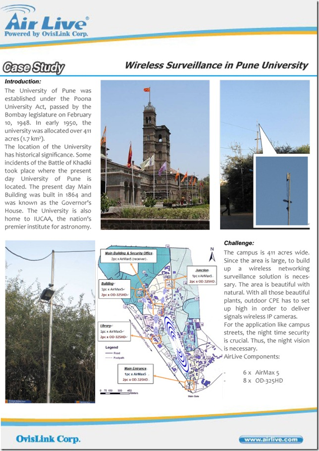 AirLive_Case_Study_Wireless_Surveillance_in_Pune_University_1