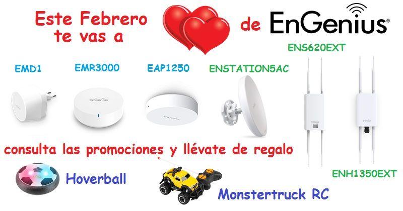 promoción engenius